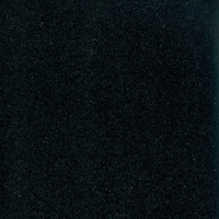 Image of absolute black granite sample