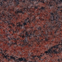 Image of rosso multicoloured granite sample