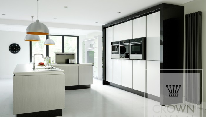 Gloss Modern Kitchen