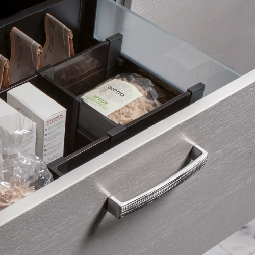 Image of kitchen drawer dry goods storage