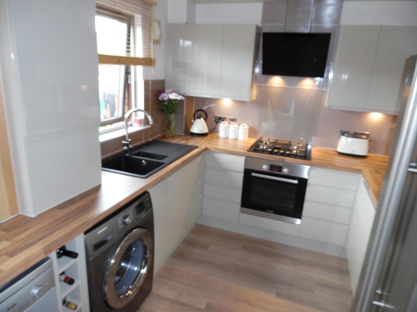 Modern boiler housing