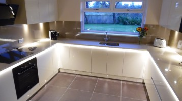 customer kitchen design example