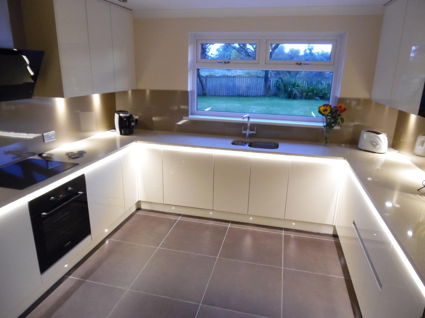 Finished Kitchen Installation