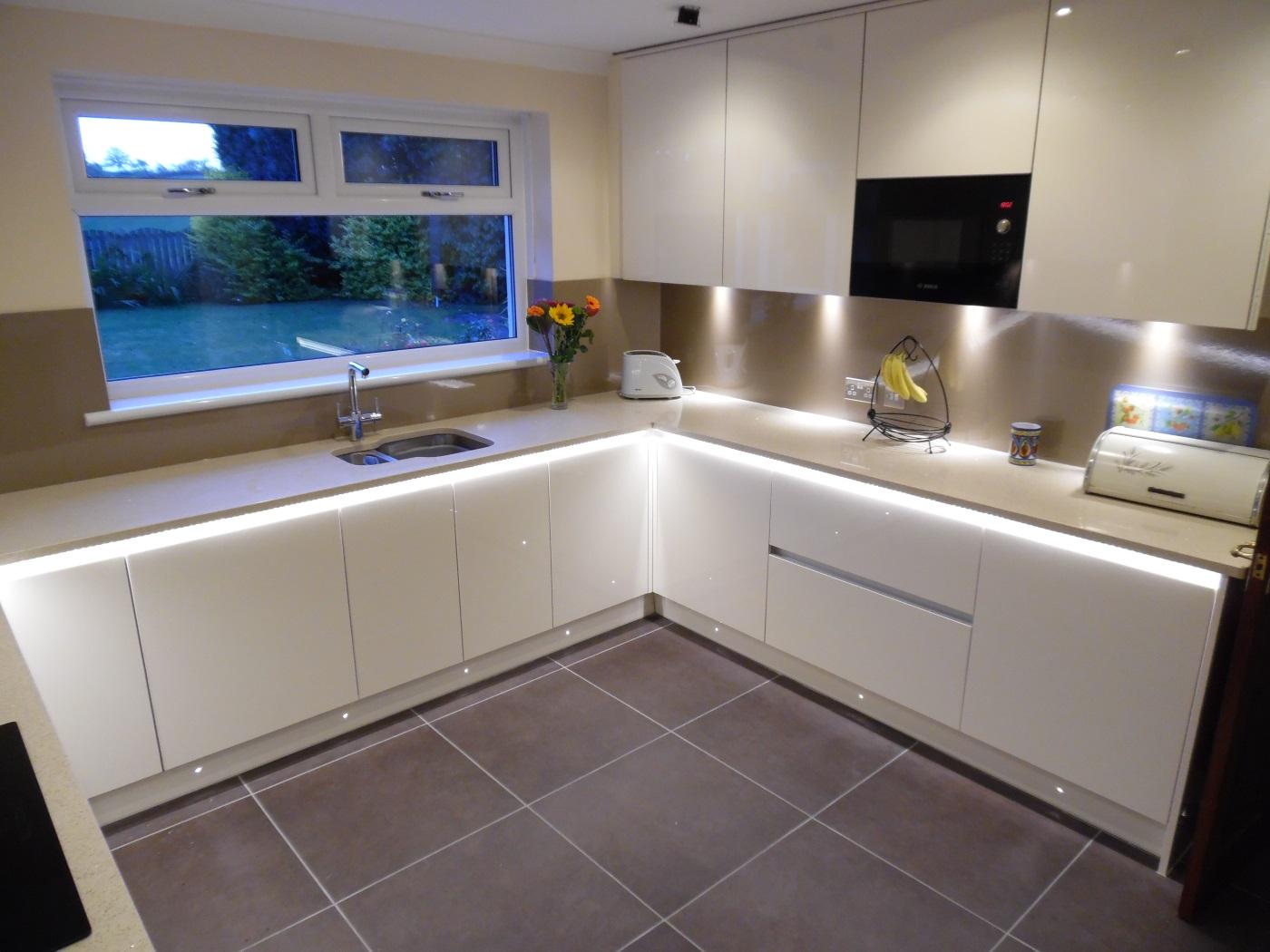 Finished Kitchen Installation Clarkston