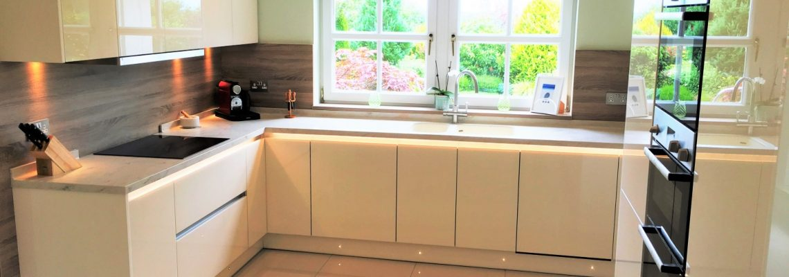 signature design interiors – glasgow kitchen design and installation