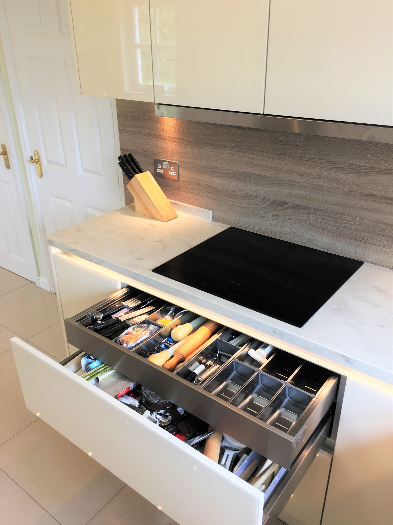 Stainless Steel Drawer System