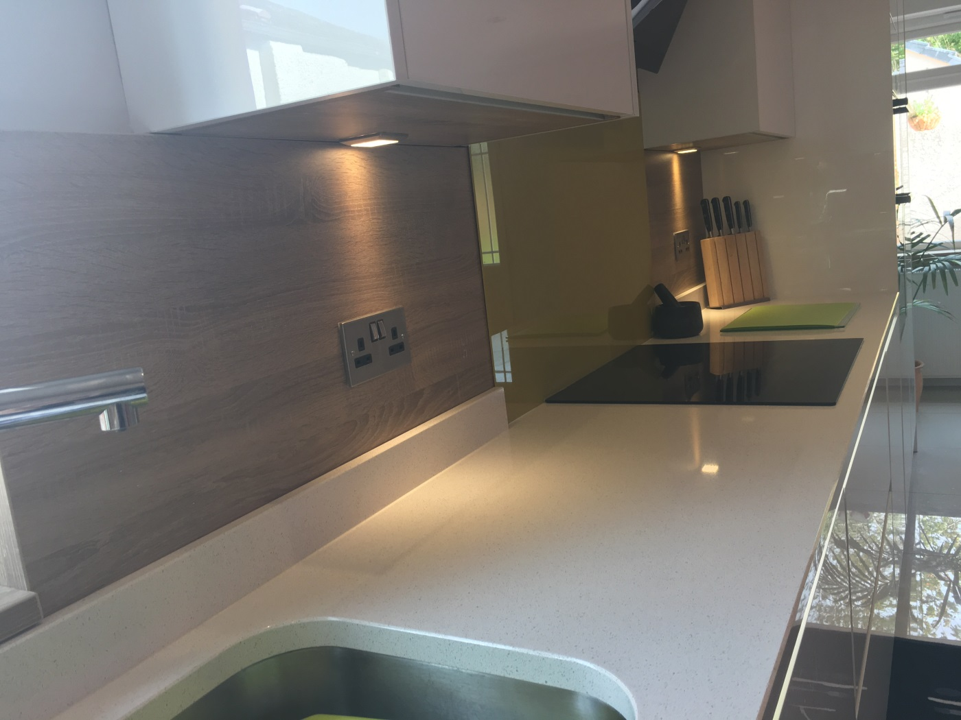 Quartz Silestone Worktops