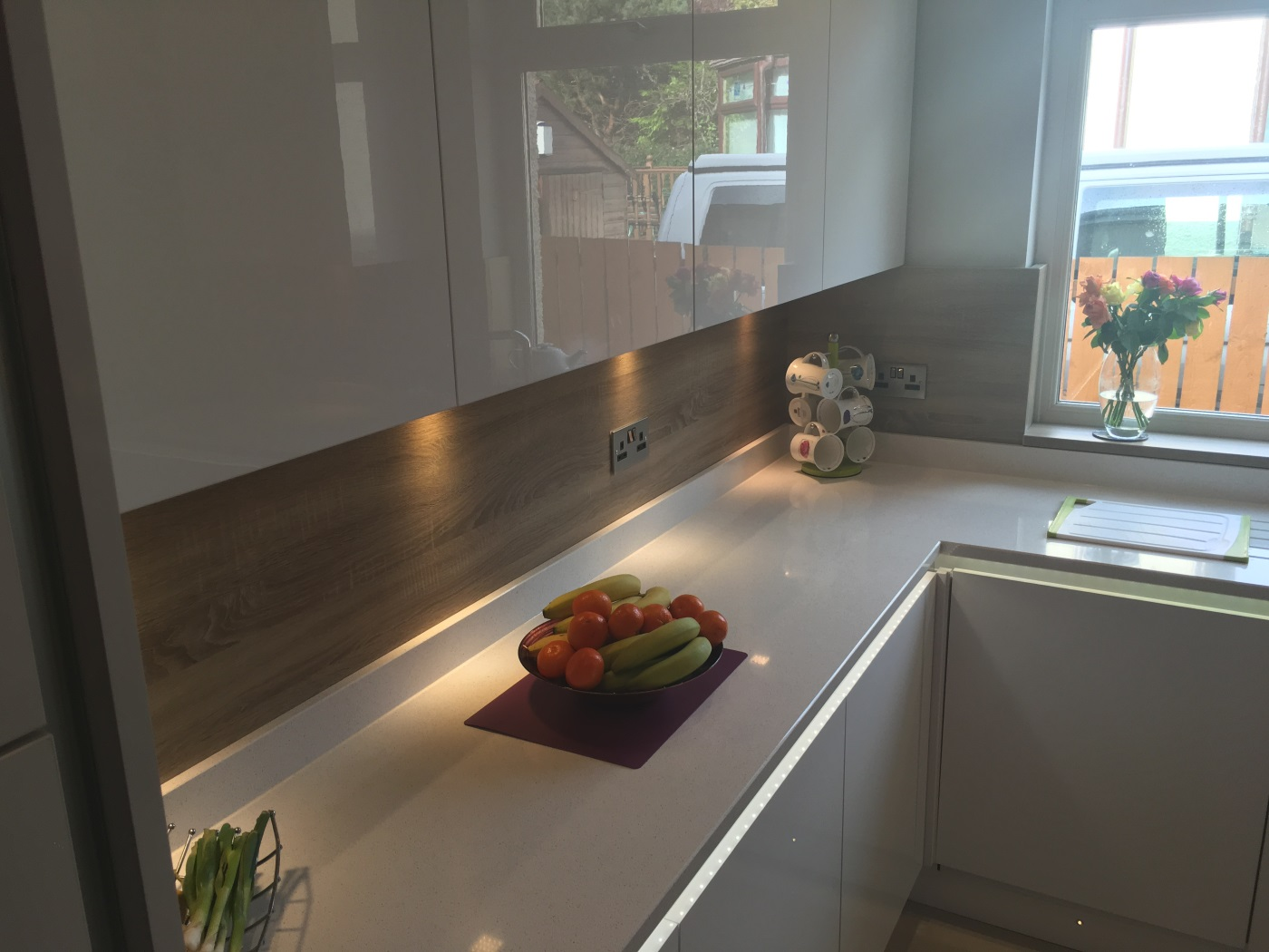 Bardolino Oak Splashbacks
